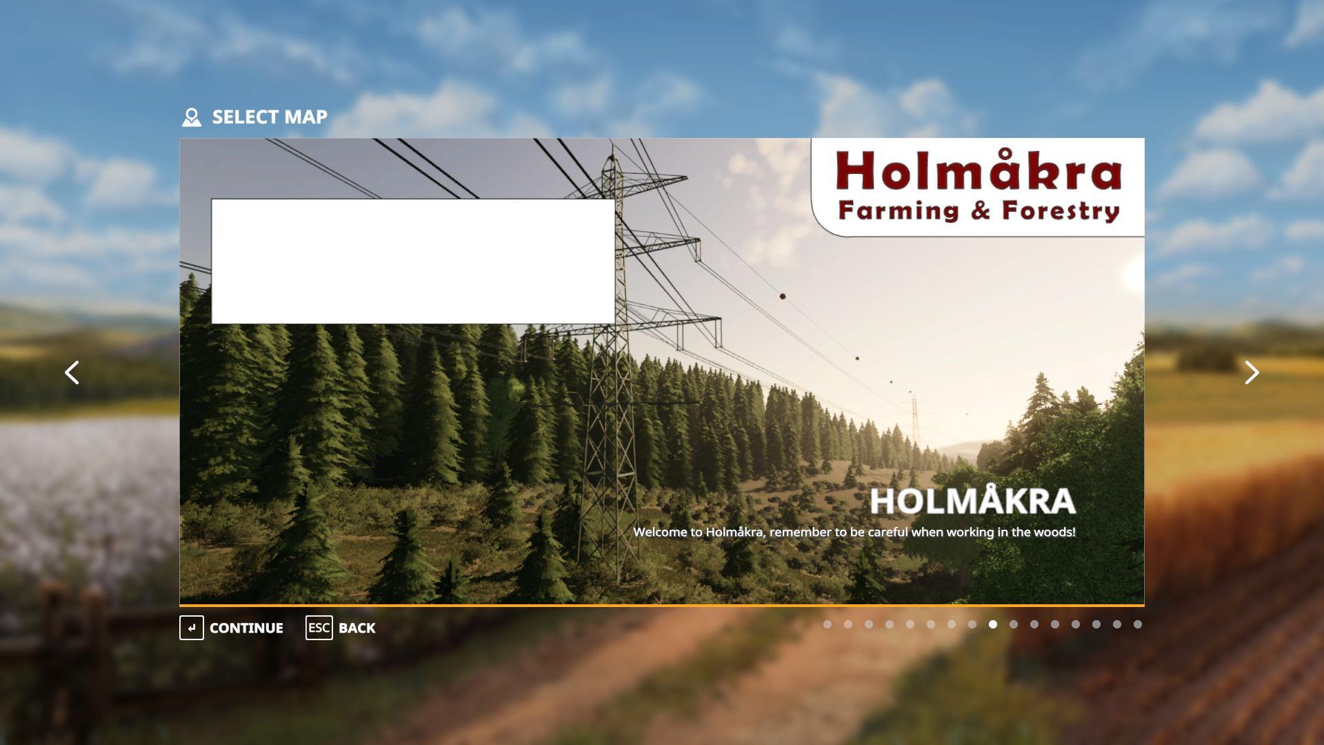 FS19 - Holmakra Map V1