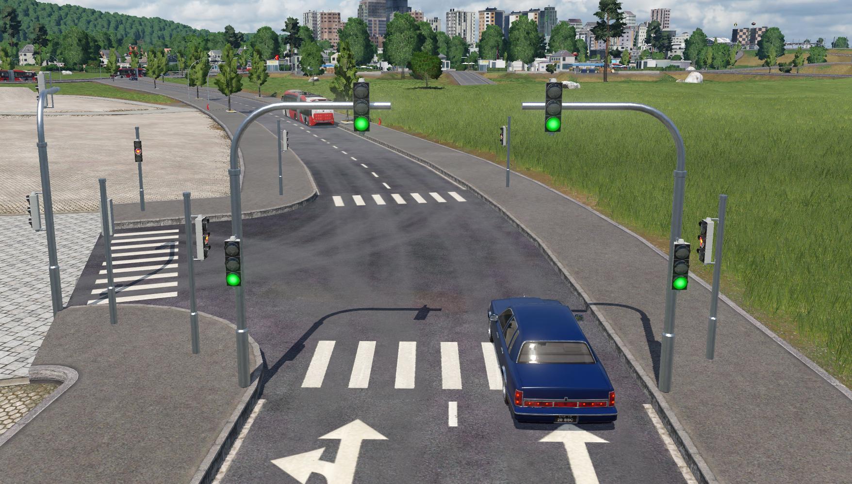 Transport Fever 2 - Ampel Upgrade