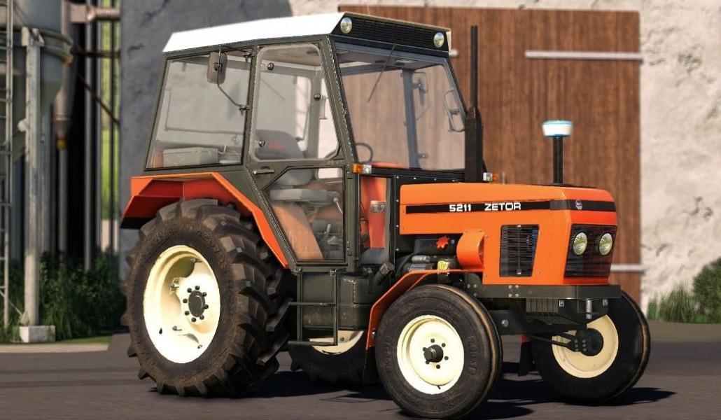 FS19 - Zetor XX11 Series V1.0