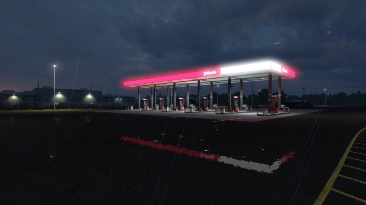 ATS - Real Companies, Gas Stations & Billboards V3.1.04 (1.41.x)