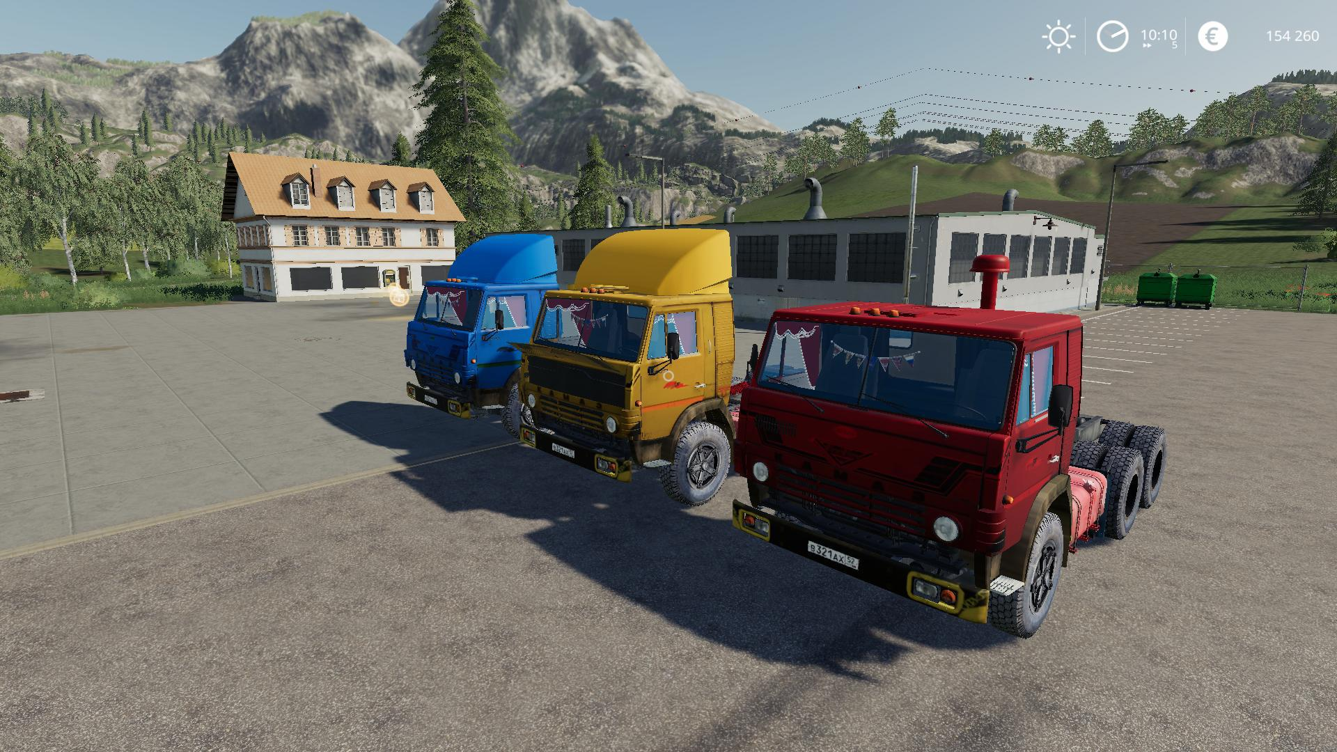 Fs19 Old Truck