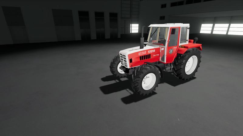 FS19 - Steyr 8130A Turbo SK1 Basic Version V1.1