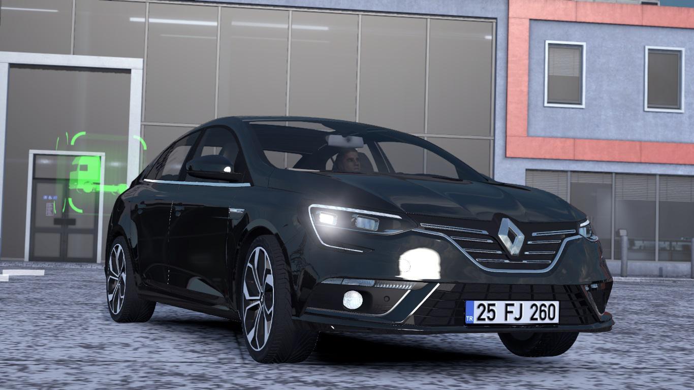 ETS2 - Renault Megane IV V1R30 (1.37.x)