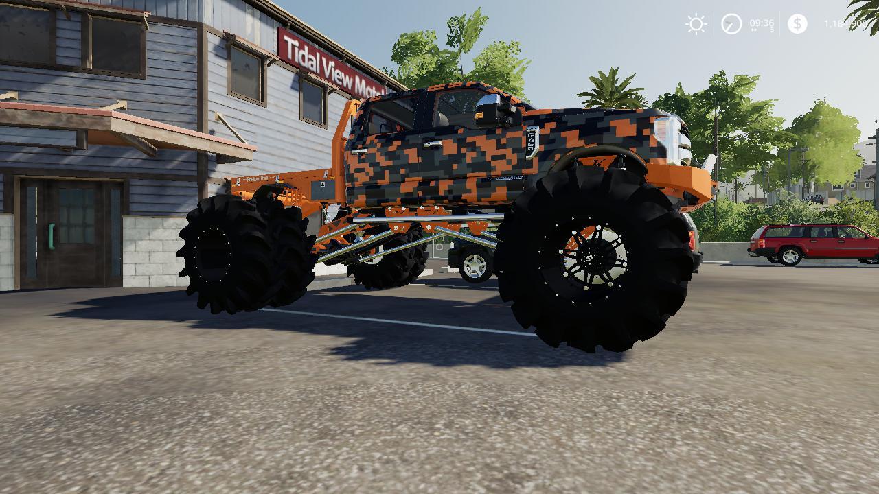 FS19 - Ford F250 Monster Truck V1