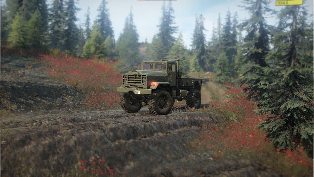 SnowRunner - DCB US-R900 - Big Bob Truck