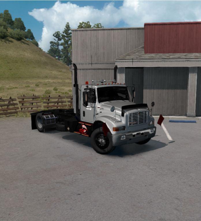 ETS2 - International 4700 Truck (1.37.x)