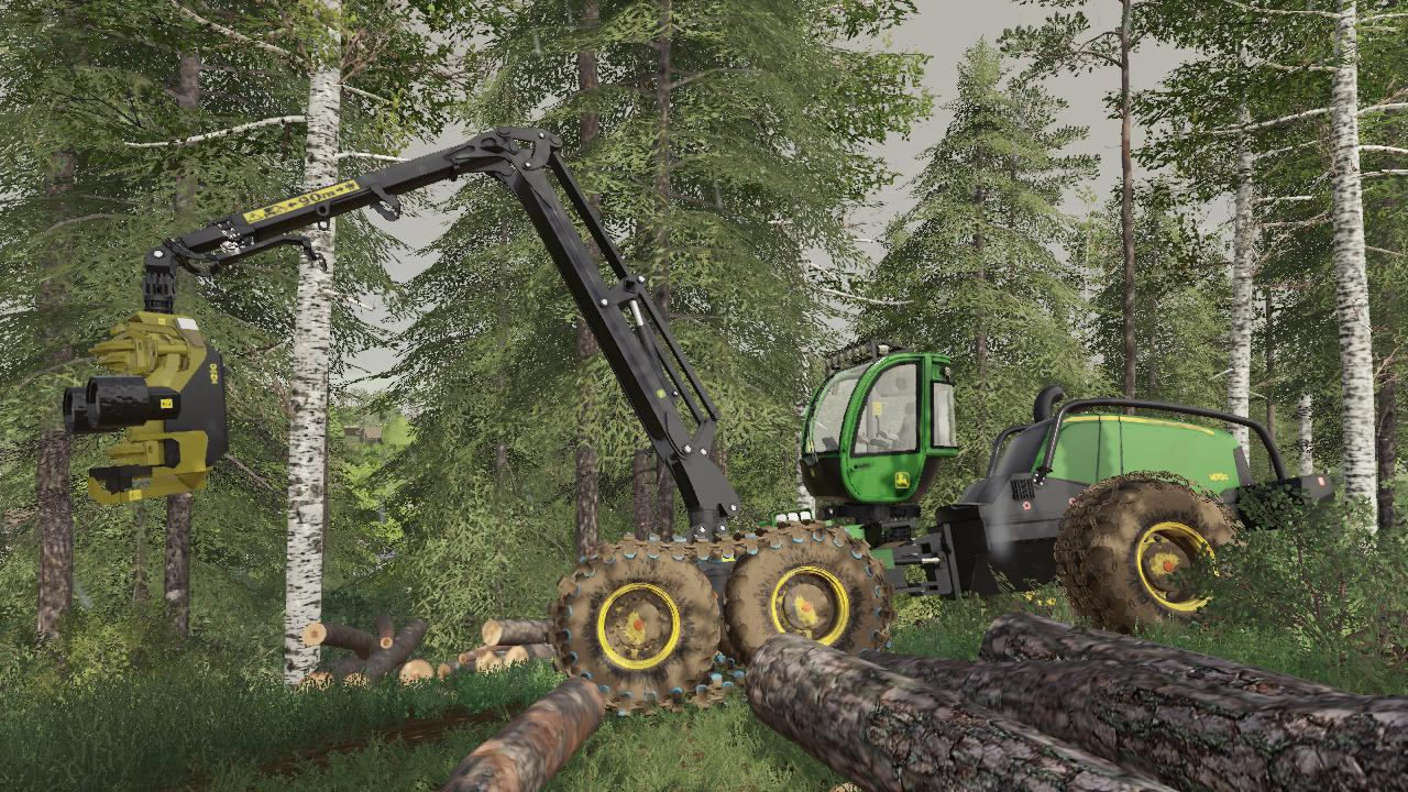 FS19 - Big Tree John Deere 1470 V1.0