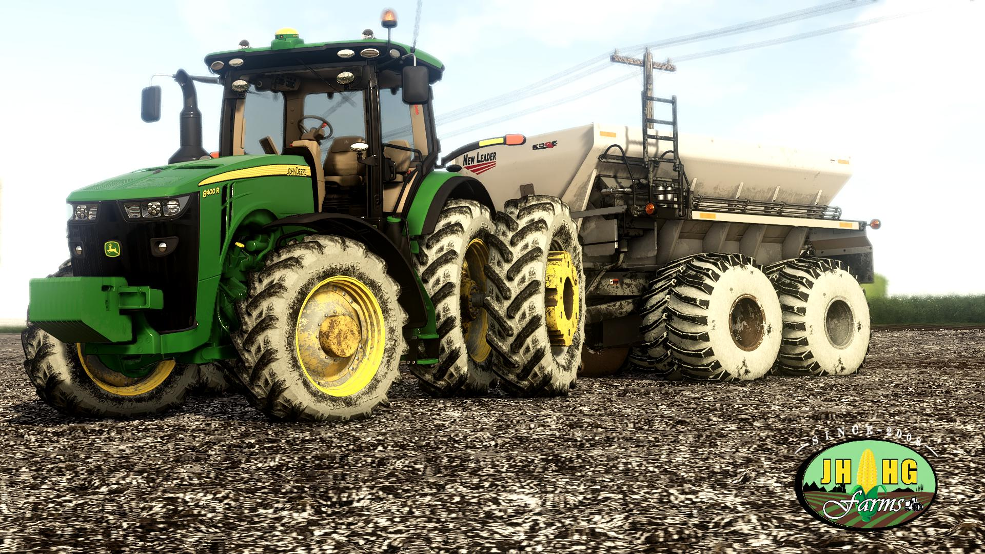 FS19 - New Leader NL345 Official V1.1