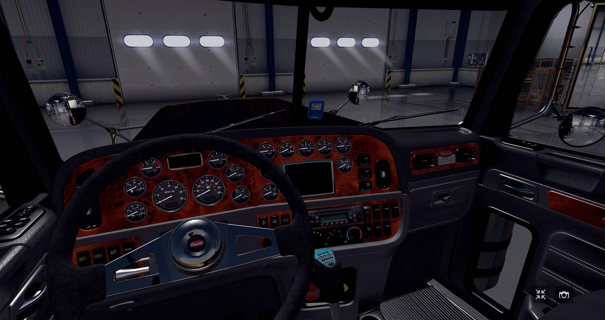 ATS - Peterbilt 389 Modified V2.2.4 Update (1.36.X) Beta