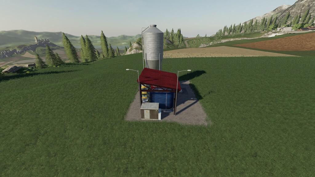 FS19 - Seeds Production V1.0