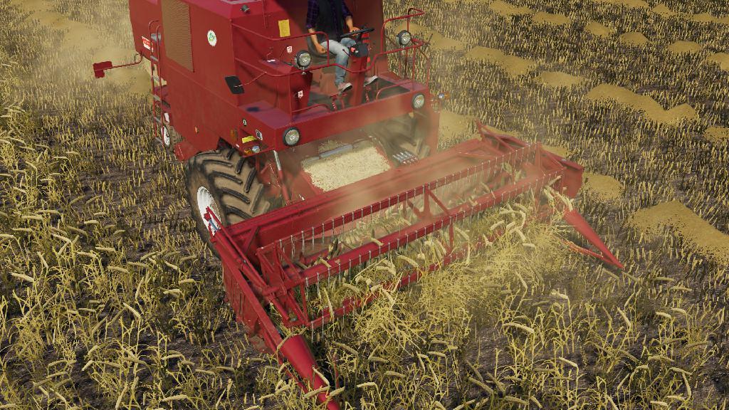 FS19 - Bizon Super Z056 Harvester V1.1.1