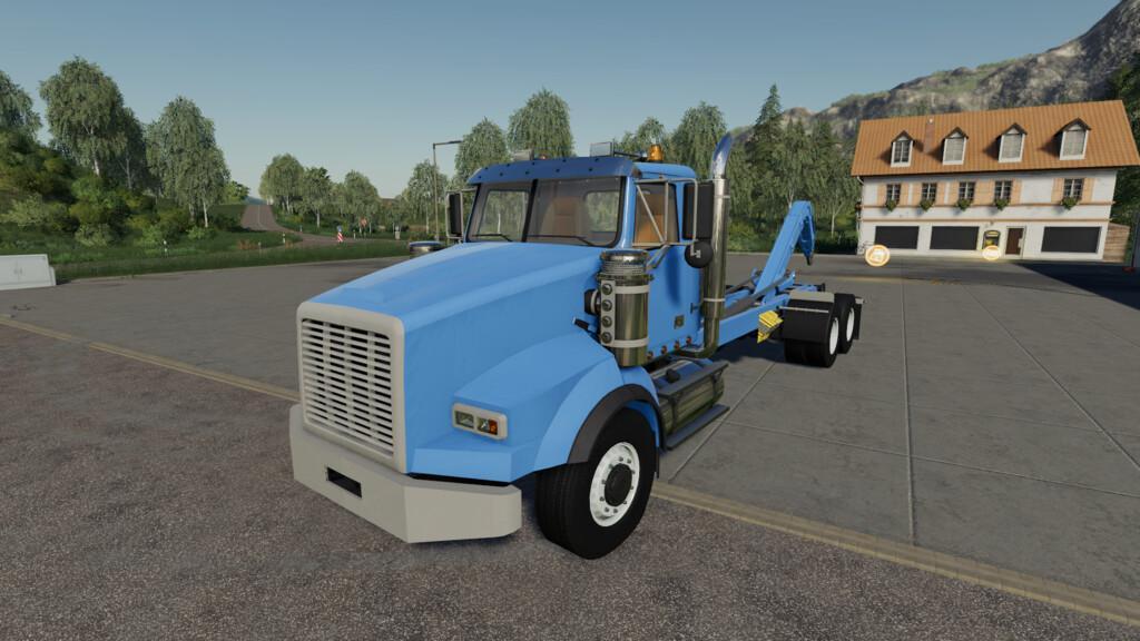 FS19 - SX 210 ITR Truck V1.0.0.5