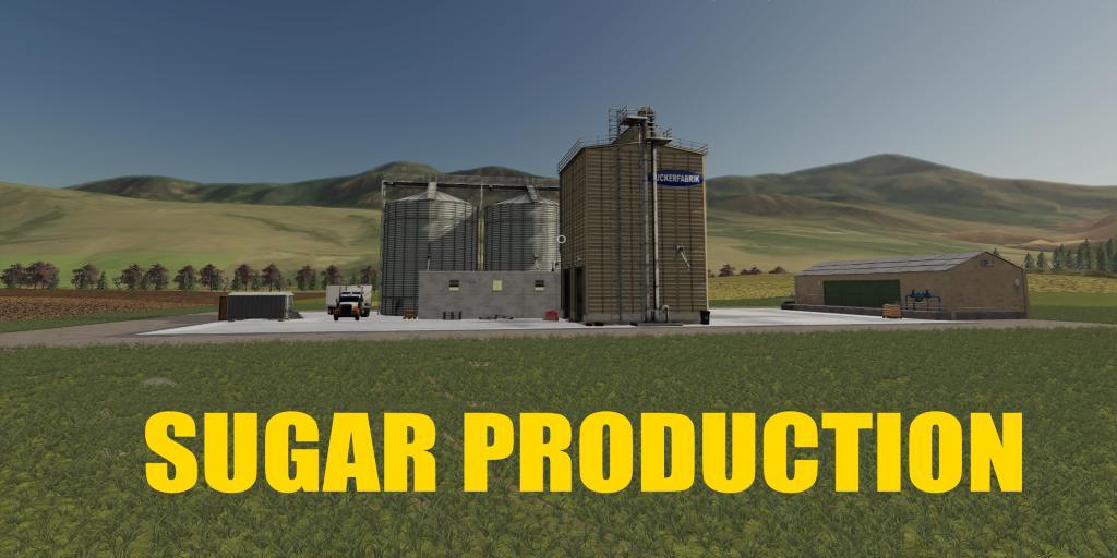 FS19 - Placeable Sugar V1.0.5