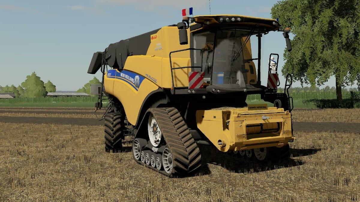 FS19 - New Holland CR10.90 Revelation V1.0