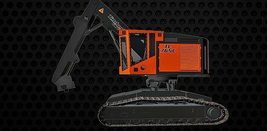 FS19 - FDR Machine Att Timberpro TL765 V1.0