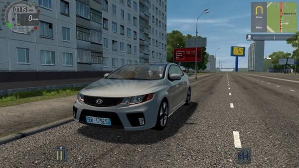 City Car Driving 1.5.9 - Kia Forte Koup