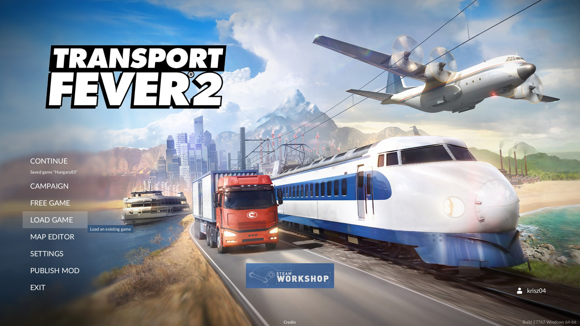 Transport Fever 2 - New Rolls Industry