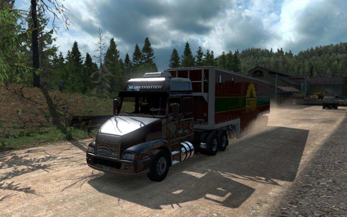 ATS - Volvo NH12 2000 Truck V1.3 (1.37.x)
