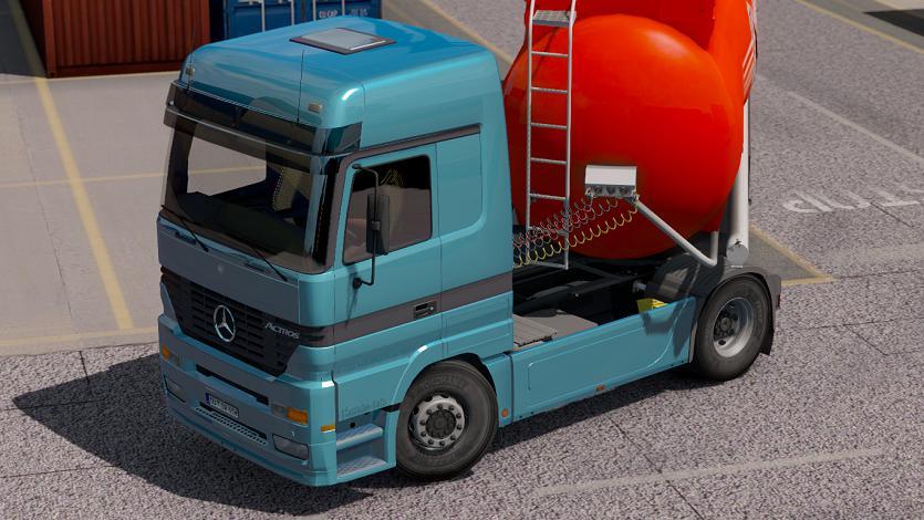 ETS2 - Mercedes-Benz MP1 Truck (1.35.X)