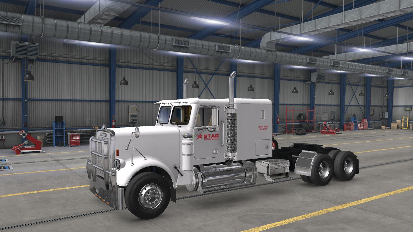 ATS - Star Transport Inc. for XBS Freightliner FLC V1 (1.38.x)