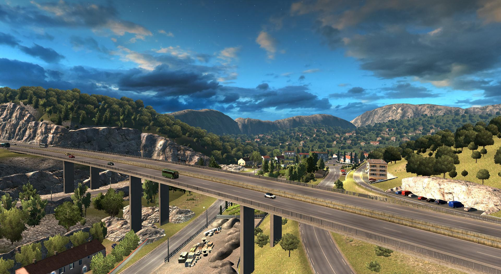 ETS2 - Reworked Textures V3.0 (1.36.x)