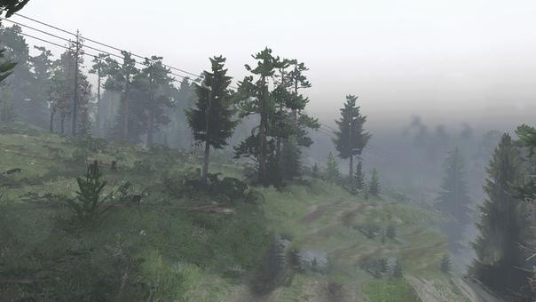 Spintires - Cutting Area Map V1.0