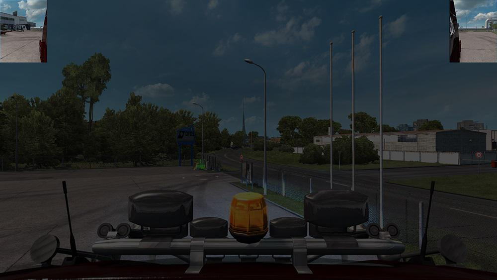 ETS2 - Mini Mirrors (1.38.x)