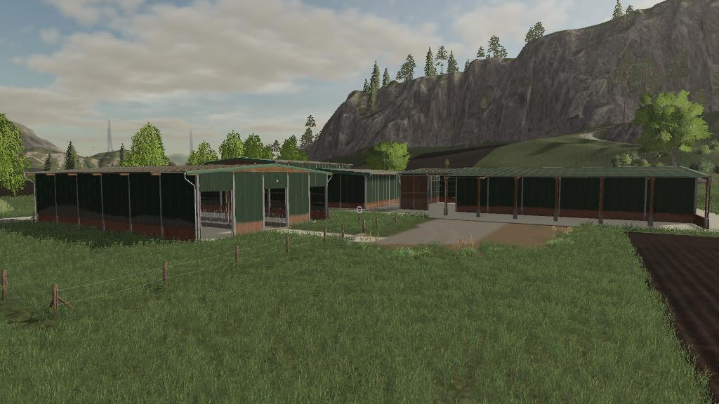 FS19 - Cattle Ranch V1.0