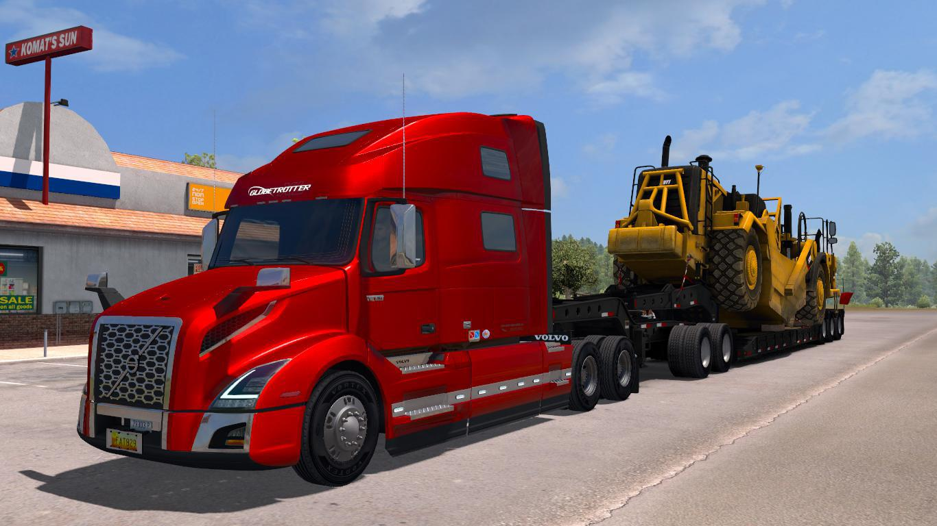 ATS - Volvo VNL 2019 Truck 24.03.2020 (1.37.x)