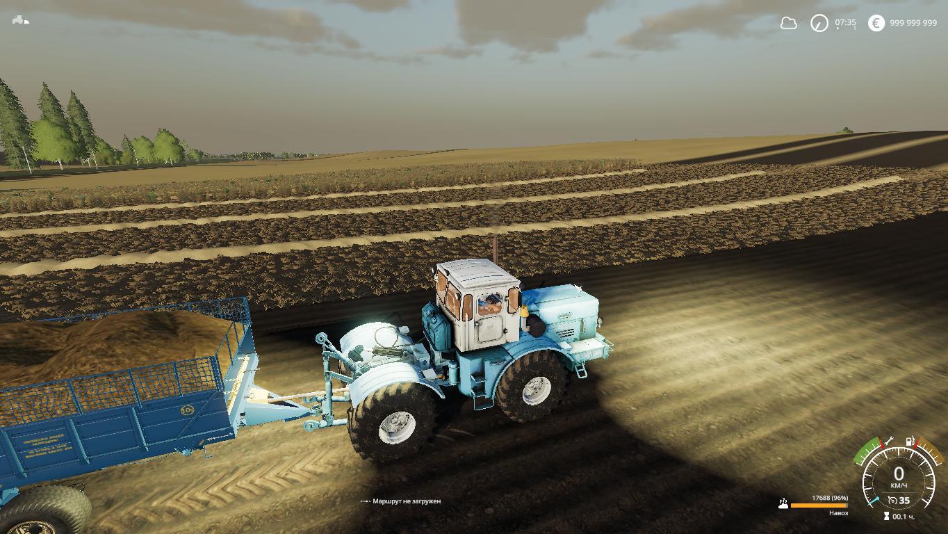FS19 - Kirovec K 700 Tractor V1.0