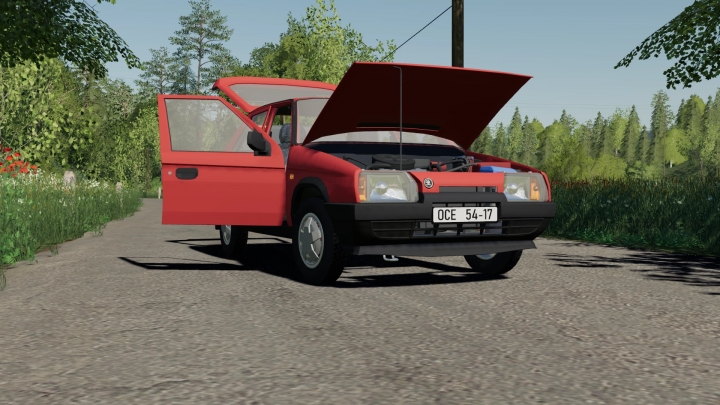 FS19 - Skoda Favorit V1.0