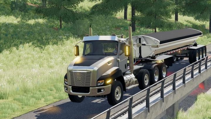 FS19 - Smithco SX3 4234 Truck V1.1