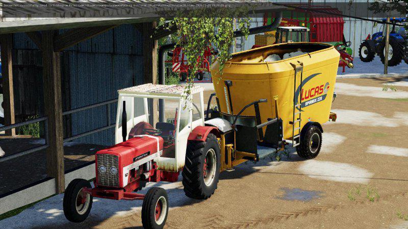 FS19 - International IH 624 Tractor V1.0