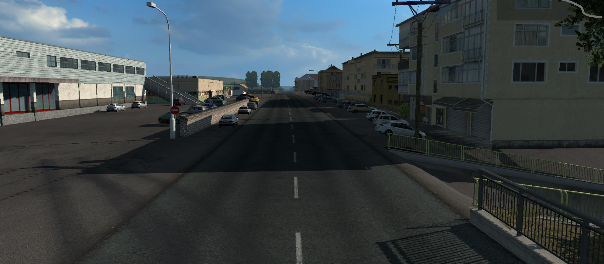 ETS2 - Mediterranean Expansion Beta (1.38.x)