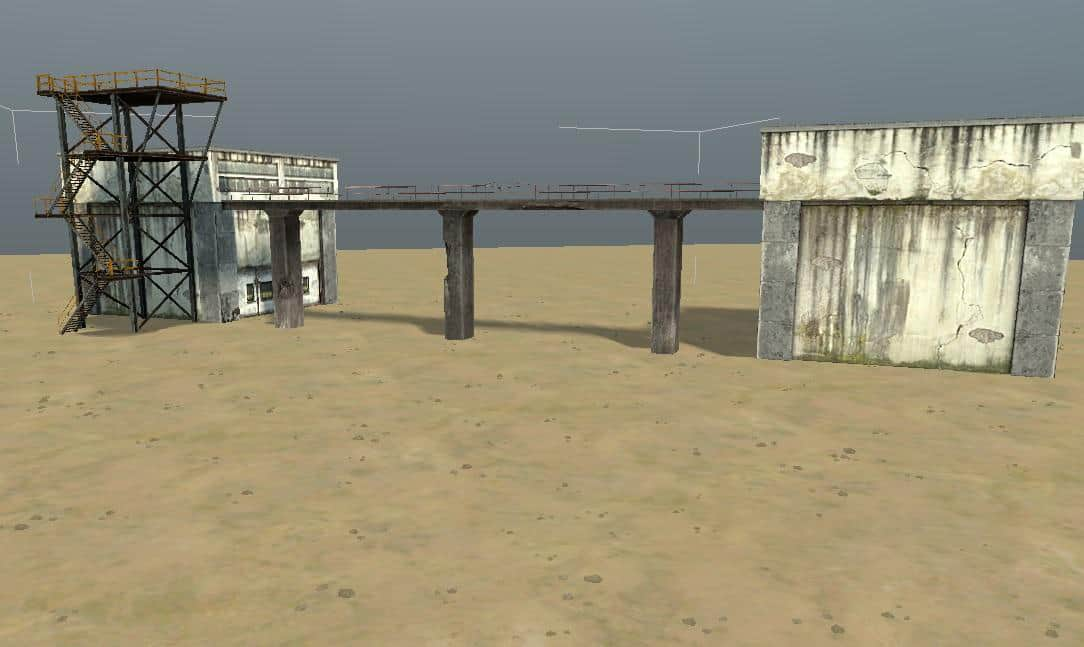 Spintires:Mudrunner - Models of Industrial Zones for The Editor V1.1