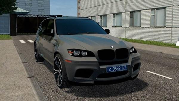 City Car Driving 1.5.9 – BMW X5M Performance
