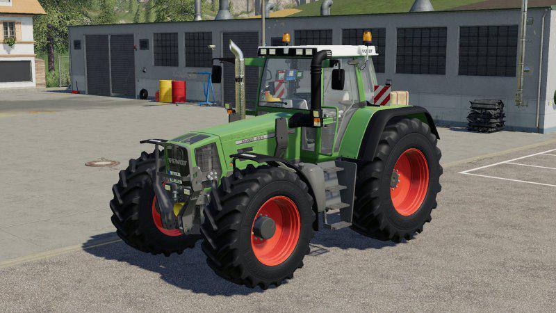 FS19 - Fendt Favorit 800 Tractor V1.0