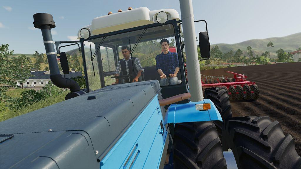 FS19 - Universal Passenger - Vehicles Pack V1.0