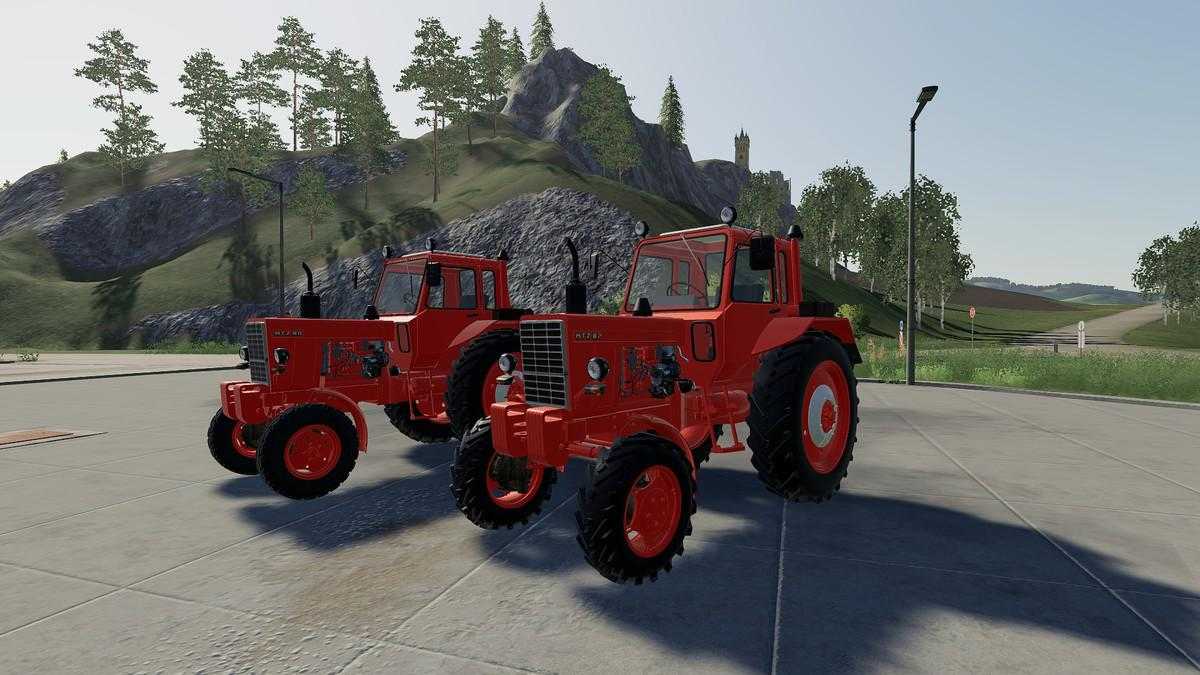 FS19 - MTZ-80 and 82 Pack V1.1