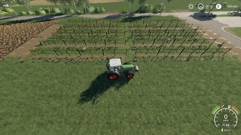 FS19 - Vineyard V1.0