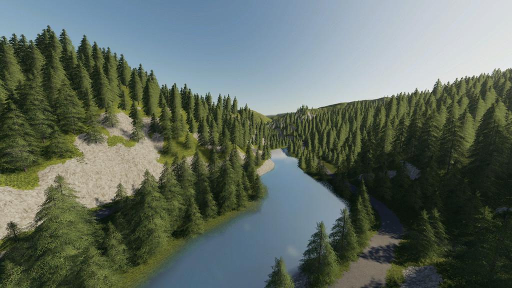 FS19 - Rogue River Map V1.2.1