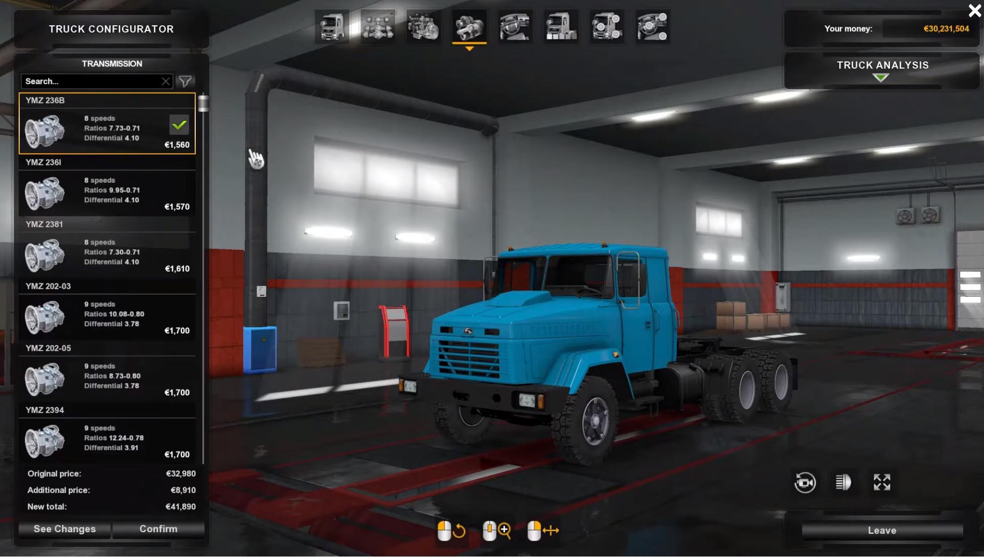 ETS2 - Kraz 64431 Truck V1.2 (1.37.x)
