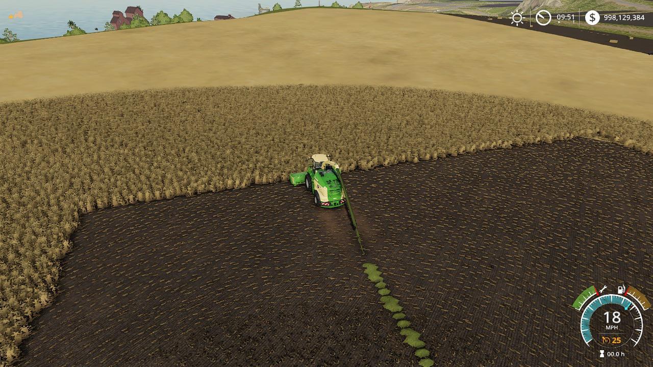 FS19 - Krone X Disc Fast Speed V1.0 | Farming Simulator 19 ...