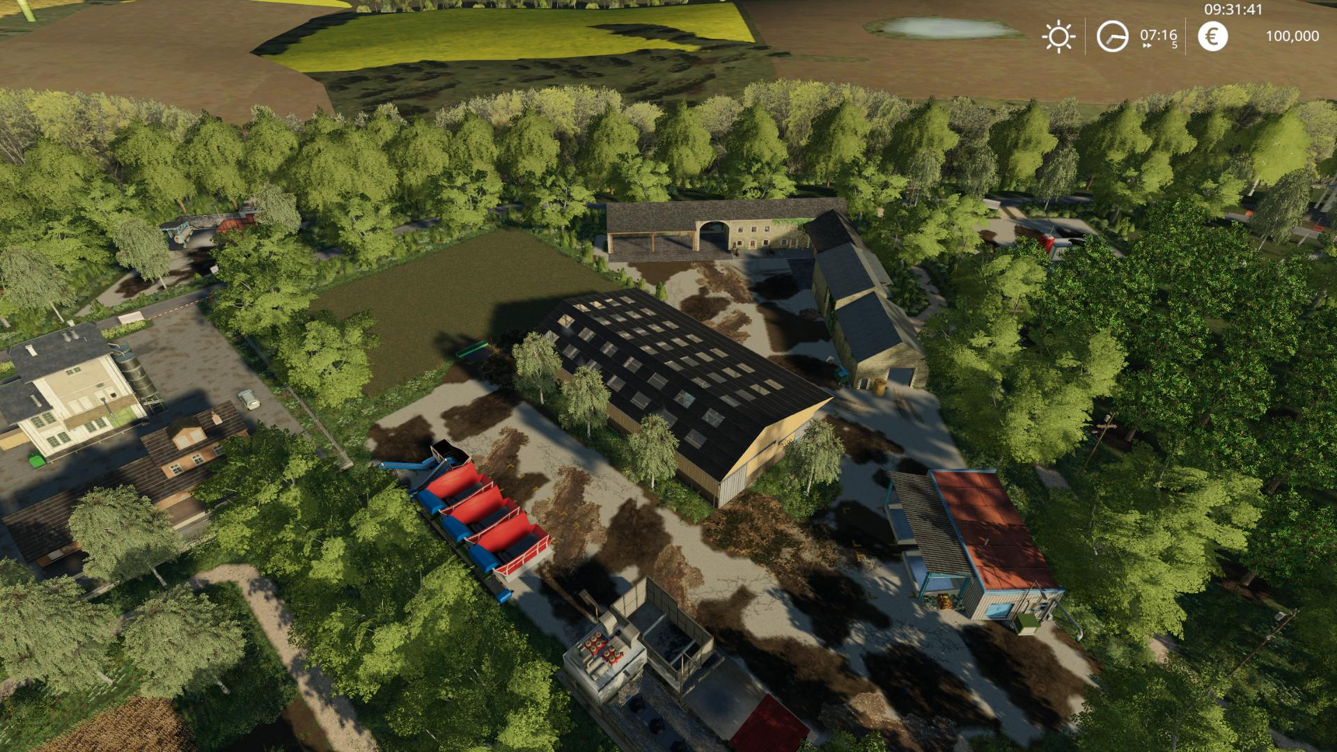 FS19 - Haut de France Map V2.0