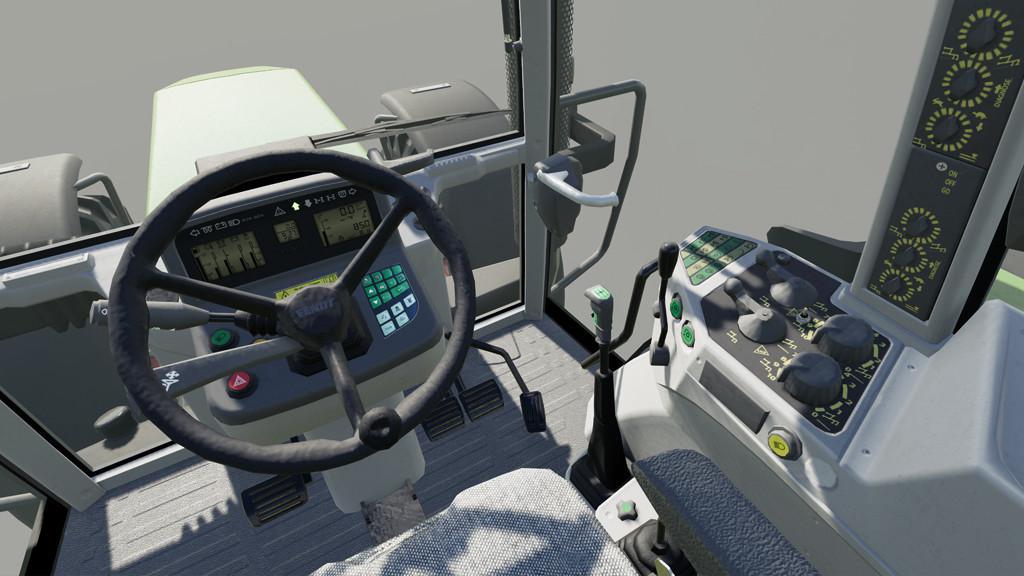 FS19 - Fendt 800 Favorit Tractor V1.0
