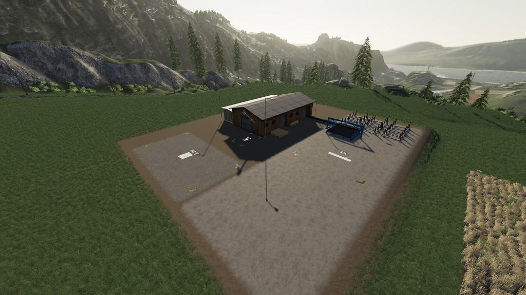 FS19 - Small Sawmill V1.0.0.2
