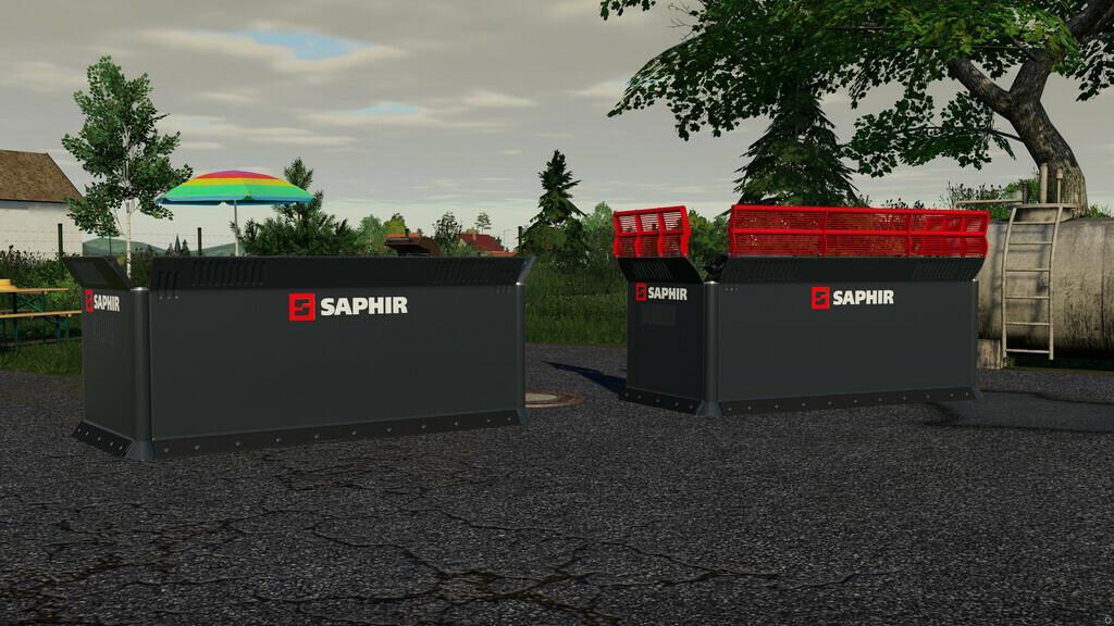 FS19 - Saphir MES 400 V1.0.0.1