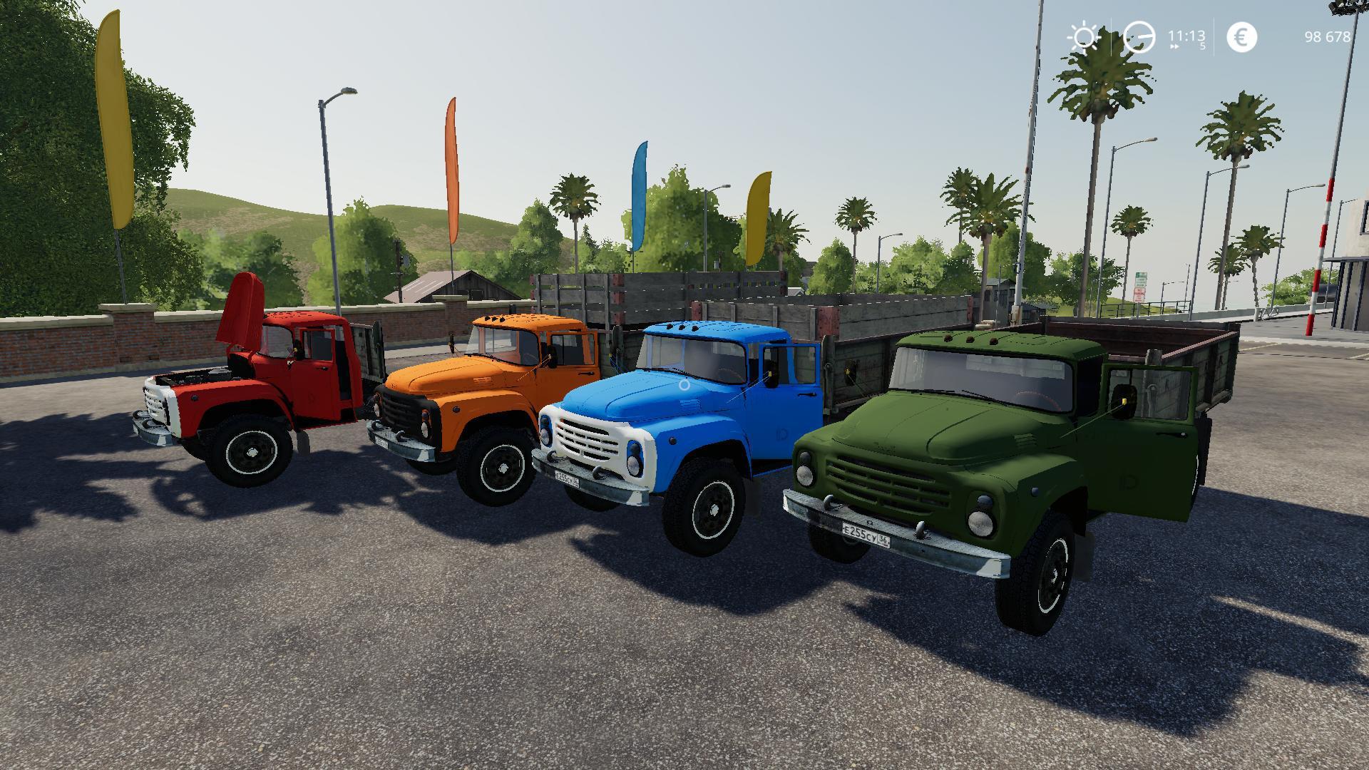 FS19 - Zil 130 Truck V2