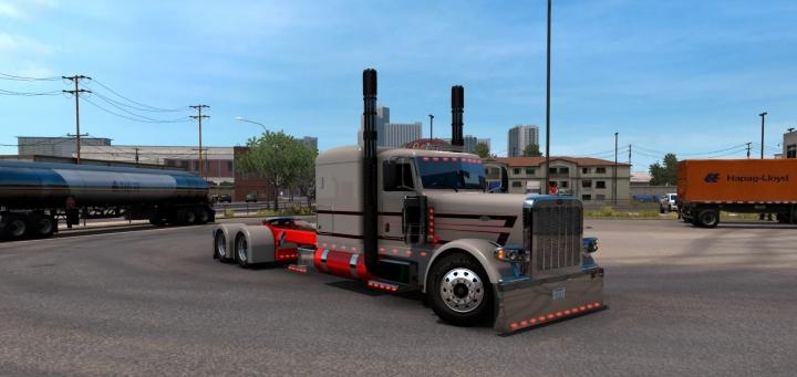 ATS - Rollin Peterbilt 389 Custom Truck (1.41.x)