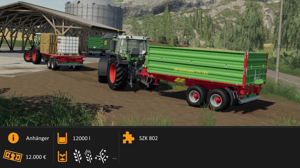 FS19 - Strautmann STK 1302 Trailer V1.0